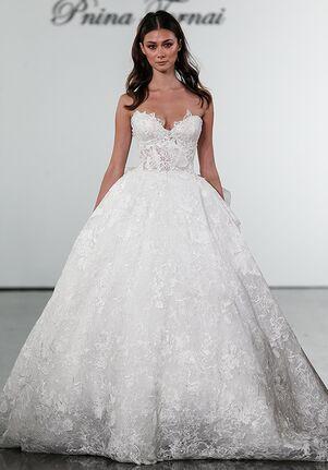 Pnina Tornai for Kleinfeld 4716 Ball Gown Wedding Dress