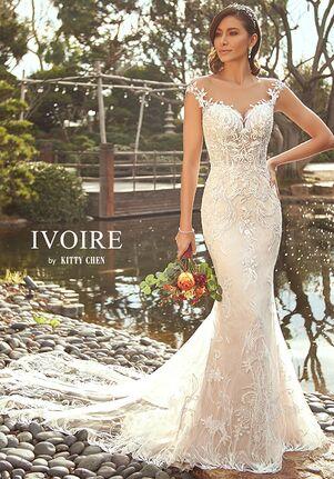 IVOIRE by KITTY CHEN SORA, V2008 Mermaid Wedding Dress
