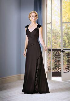 Jade J185056 Black Mother Of The Bride Dress