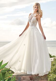 Jasmine Bridal F211061 A-Line Wedding Dress