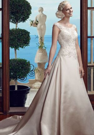 Casablanca Bridal 2184 A-Line Wedding Dress
