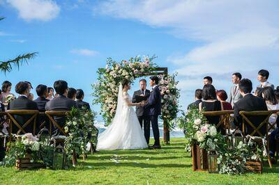 Hawaii-Day Wedding & Events