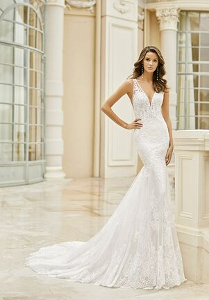 Aire Barcelona ILLA Mermaid Wedding Dress