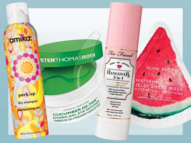 Beauty Picks to Help You Mask That Hangover
