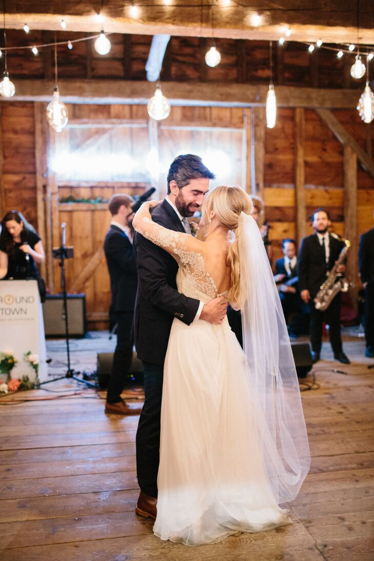 First Dance at Mount Gulian Historic Site in Beacon, New York