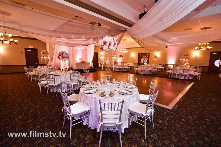 Reception Palace Ballrooms Miami Fl