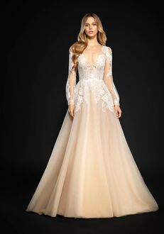 Hayley Paige 6707-Winnie Ball Gown Wedding Dress