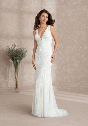 Adrianna Papell Platinum Destination 40298 Wedding Dress