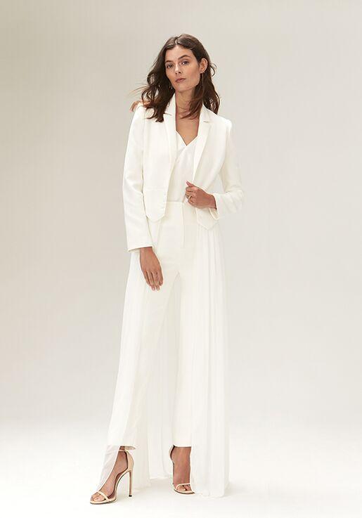 Savannah Miller Boase Sheath Wedding Dress