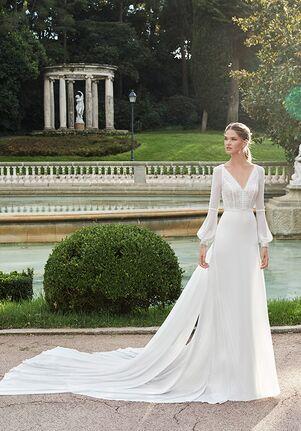 Aire Barcelona NAKIA Sheath Wedding Dress