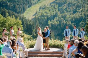 Mountaintop Ceremony in Park City, Utah