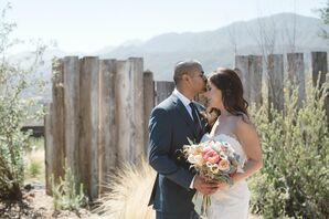 Rustic, Romantic Ranch Wedding in Ojai, California