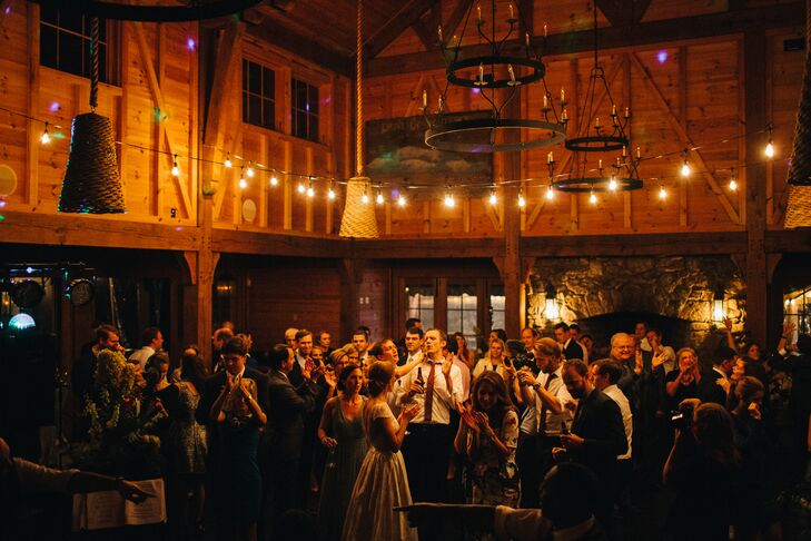 Lonesome Valley Barn Dance Floor