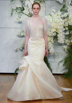 Monique Lhuillier Jaime Mermaid Wedding Dress