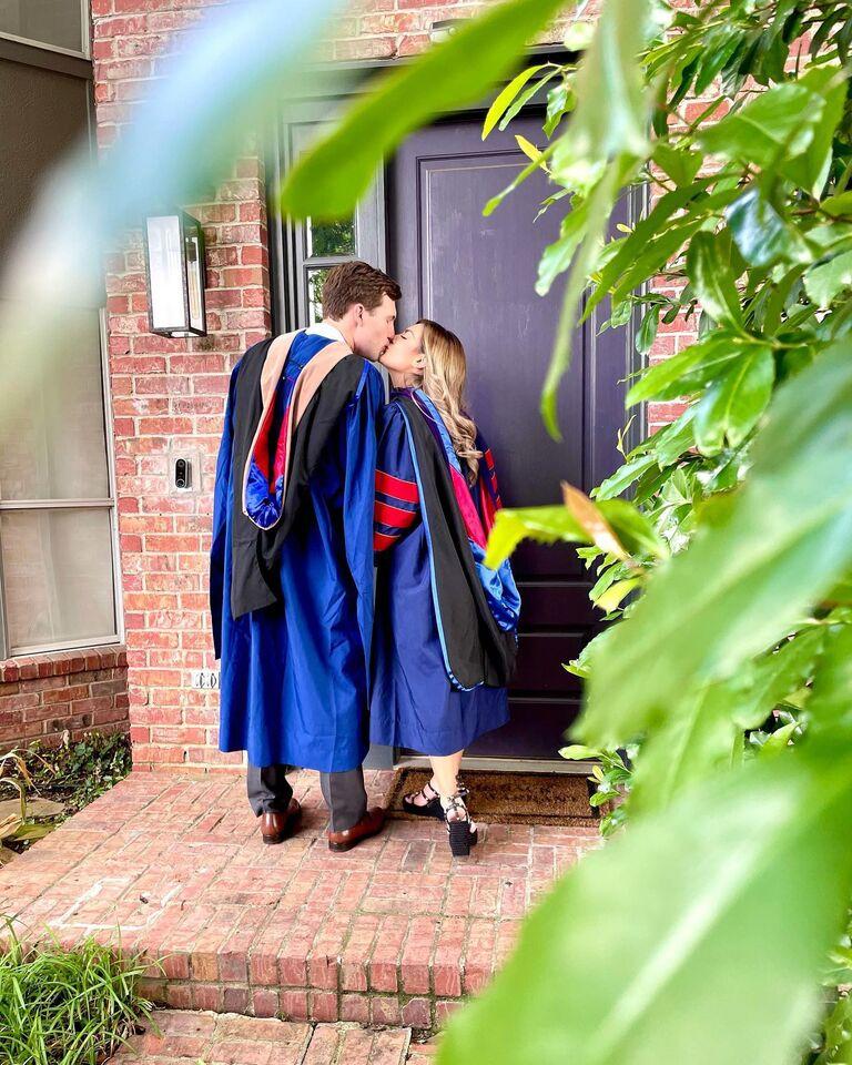 SMU Cox MBA & SMU Law Graduation