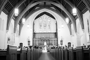 Traditional Ceremony at Trinity United Methodist