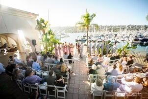 Wedding reception venues in san diego ca the knot kona kai resort spa junglespirit Image collections