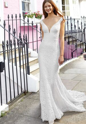 Adore by Justin Alexander 11129 Mermaid Wedding Dress