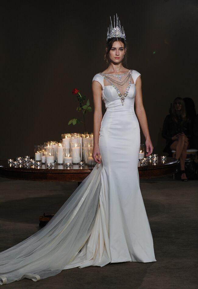 Galia Lahav Fall 2016 Collection: Wedding Dress Photos