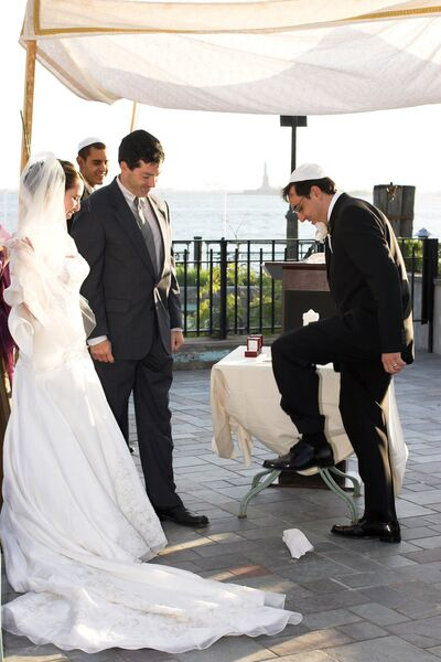 Jewish and Interfaith Weddings by Rabbi Ronald Broden