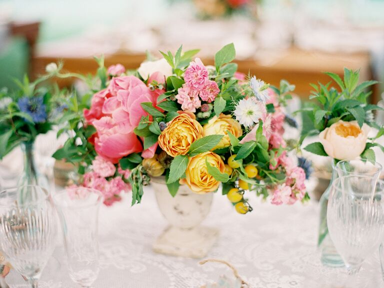 6 Things No One Tells You About Wedding Flowers