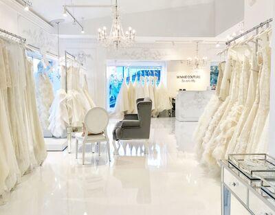 Winnie Couture Flagship Salon Beverly Hills
