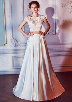 Calla Blanche LA8106 Samantha A-Line Wedding Dress