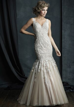 Allure Couture C388 Mermaid Wedding Dress