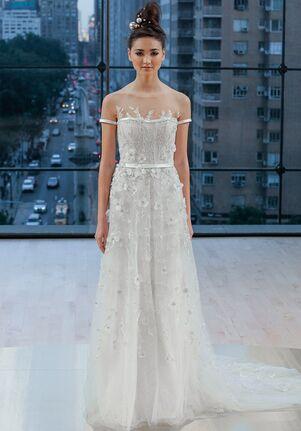 Ines Di Santo Park A-Line Wedding Dress