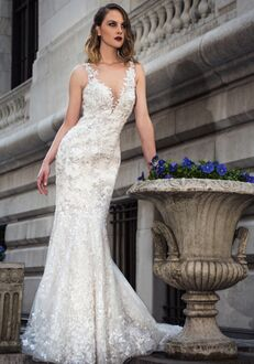 Stephen Yearick KSY171 Sheath Wedding Dress