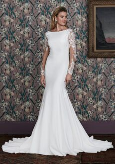 Justin Alexander Signature Gillespie Mermaid Wedding Dress