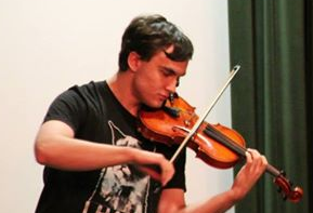 Nick Hyde Violin