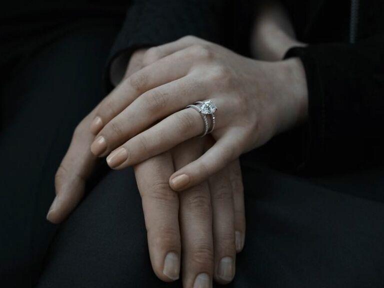 Sophie Turner's Engagement Ring