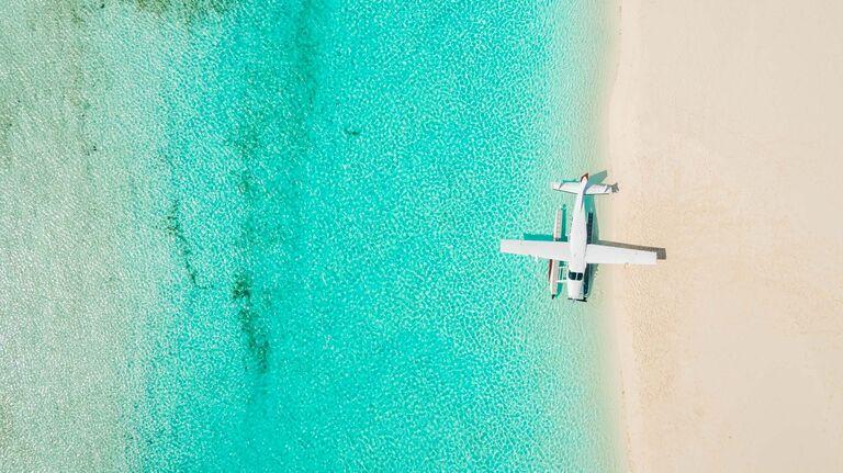 beach plane best honeymoons 2021
