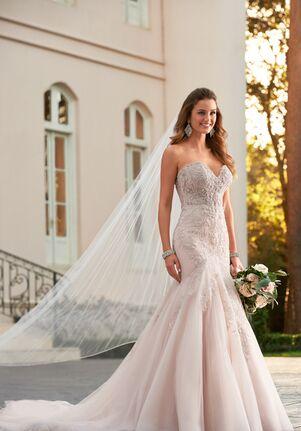 Stella York 6541 Mermaid Wedding Dress