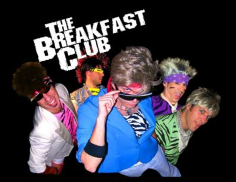 The Breakfast Club - 80s Band - Orlando, FL
