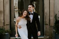 Maxine	Markfield and Ben Mysliwiec took a blank canvas—a restored YMCA turned into the Ace Hotel Pittsburgh—and transformed it into a memorable weddin
