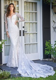 Jasmine Bridal F221066 Mermaid Wedding Dress