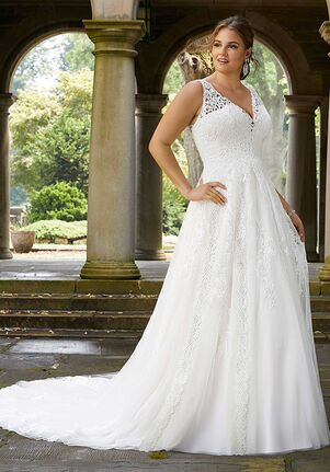 Morilee by Madeline Gardner/Julietta Siobhan 3283 A-Line Wedding Dress