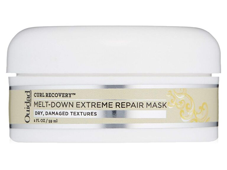 Moisturizing dry curls - Ouidad Curl Recovery Melt Down extreme repair mask