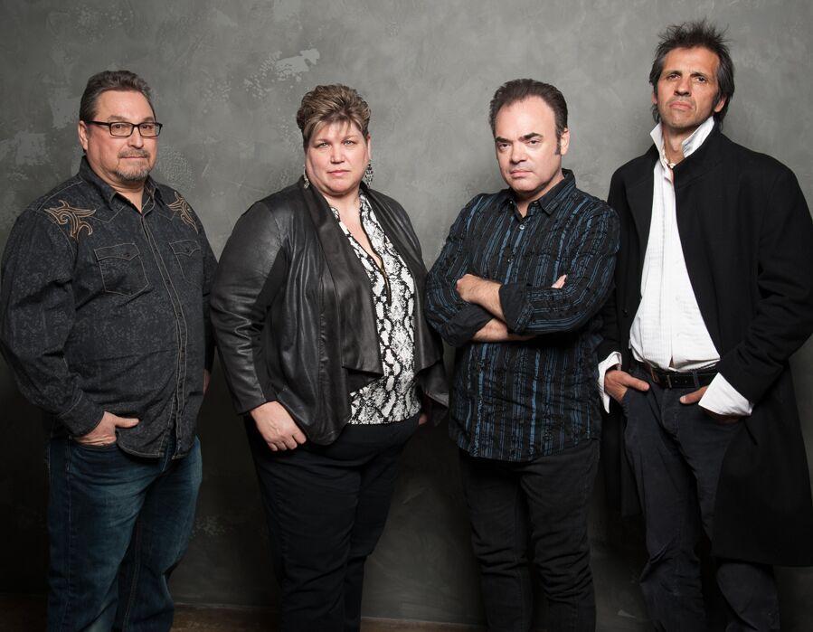 George, Annette, Richard, Joss