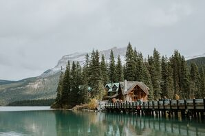 Emerald Lake Lodge in British Columbia, Canada