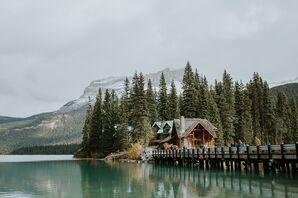 Emerald Lake Lodge in British Columbia, Canada