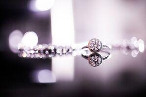 Vintage Art-Deco Engagement Ring