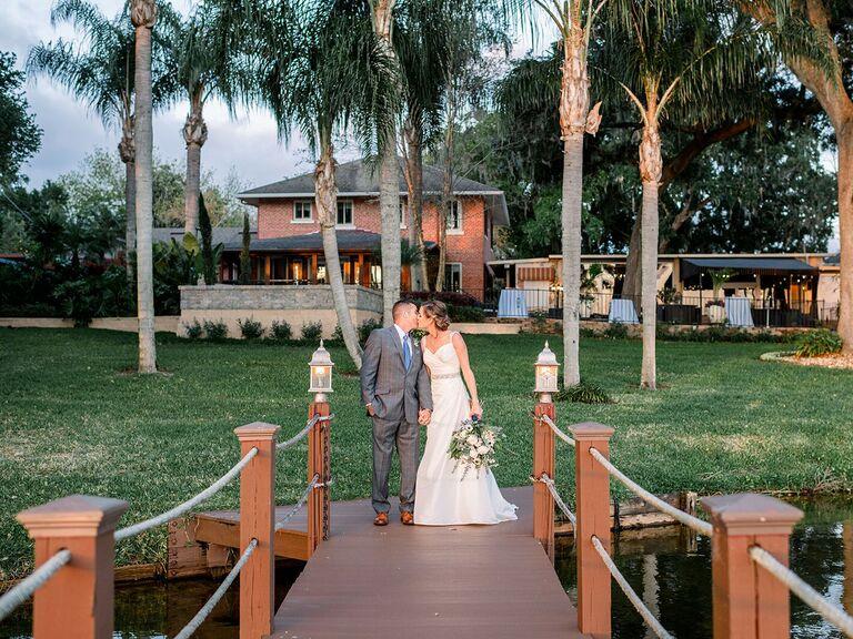 Florida Wedding Venue in Auburndale, Florida.