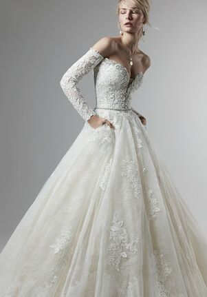 Sottero and Midgley PORTER MARIE Ball Gown Wedding Dress