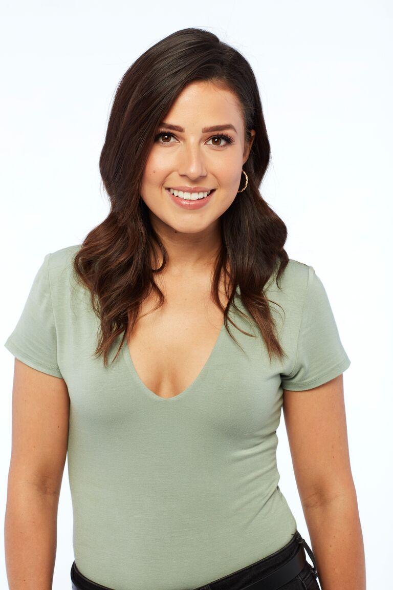 ABC the bachelor season 25 contestants