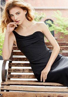 Hayley Paige Occasions 5757 One Shoulder Bridesmaid Dress