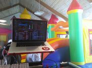 Asheville, NC Bounce House | Disco Babies Party Solutions
