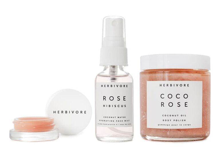 Herbivore skin care set
